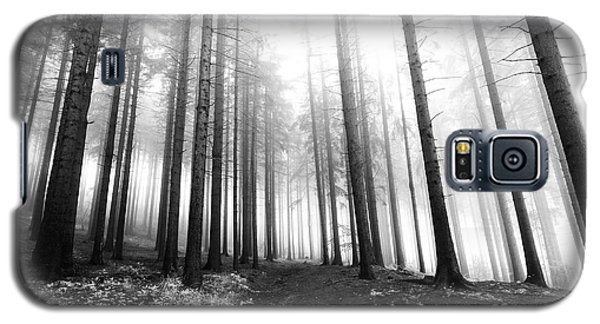 Mysterious Forest Galaxy S5 Case by Michal Boubin