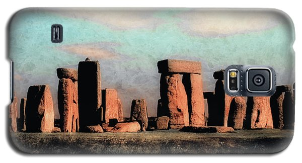Mysterious Stonehenge Galaxy S5 Case by Jim Hill