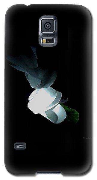 Mystery Flower Galaxy S5 Case
