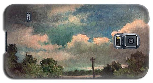 Mystery Of God  The Eye Of God Galaxy S5 Case by Randy Burns