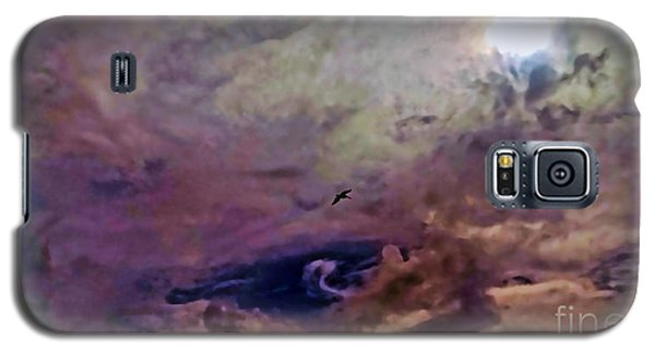Galaxy S5 Case featuring the photograph Mystery by Roberta Byram