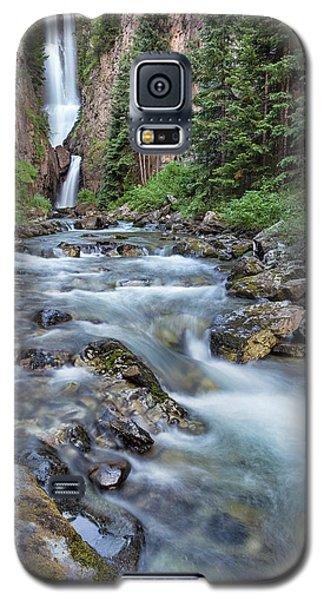Mystic Falls Galaxy S5 Case