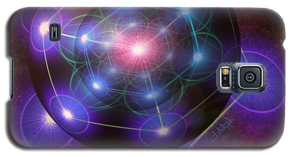 Mystical Metatron Galaxy S5 Case