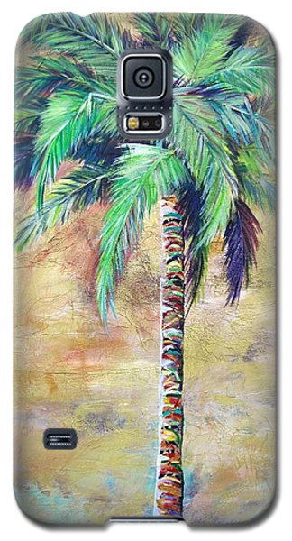 Mystic Palm Galaxy S5 Case by Kristen Abrahamson