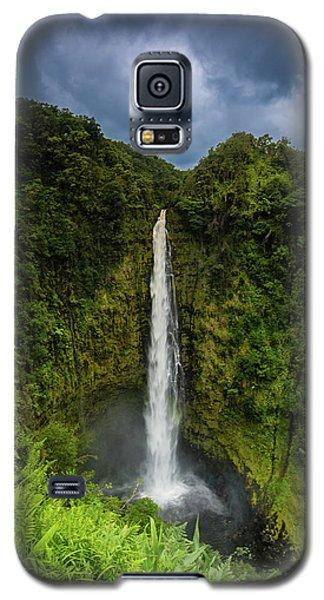 Mystic Waterfall Galaxy S5 Case