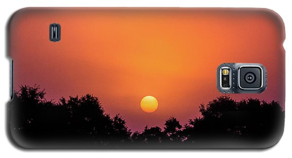 Galaxy S5 Case featuring the photograph Mystical And Dramatic by Shelby Young