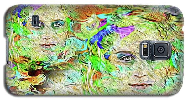 Mystical Eyes Galaxy S5 Case