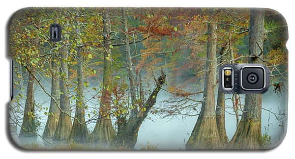 Galaxy S5 Case featuring the photograph Mystical Mist by Iris Greenwell