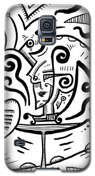 Mystical Powers Galaxy S5 Case
