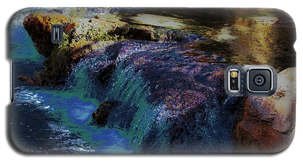 Mystical Springs Galaxy S5 Case by DigiArt Diaries by Vicky B Fuller
