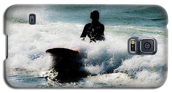 Galaxy S5 Case featuring the photograph Mystical Surf by Tara Lynn