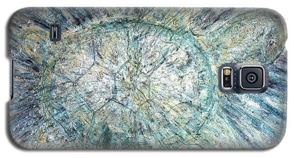 Mystical Sea Turtle Galaxy S5 Case