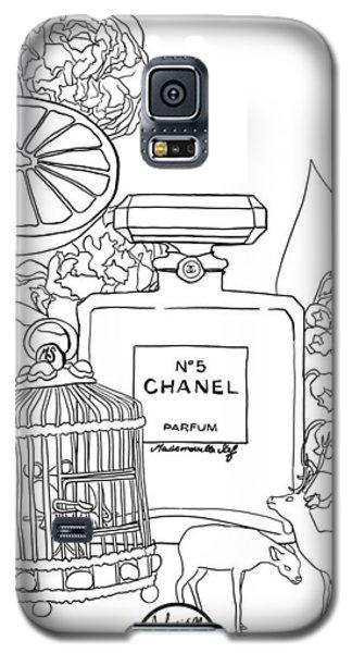 N0.5 Galaxy S5 Case