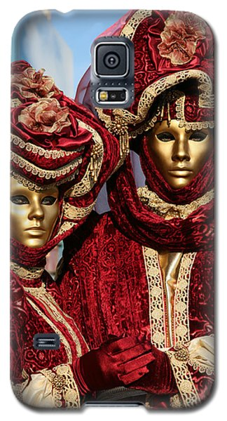Nadine And Daniel In Red 2 Galaxy S5 Case