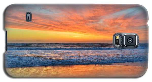 Nags Head Sunrise  Galaxy S5 Case