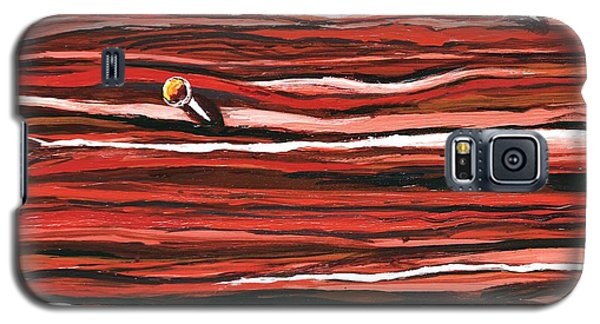 Nailed To The Wall  Galaxy S5 Case