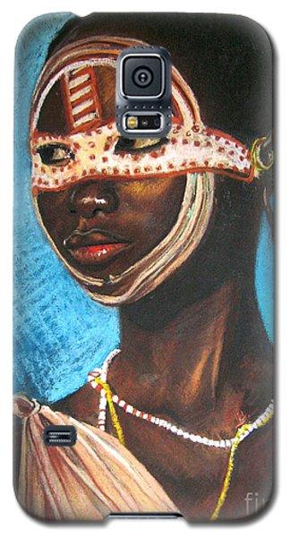 Nairobi Girl Galaxy S5 Case