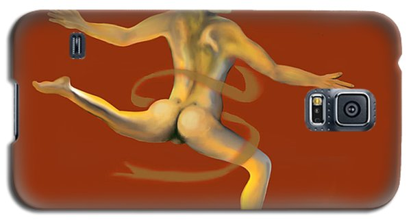 Naked Dancer Galaxy S5 Case