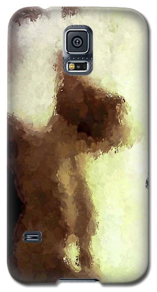 Naked Female Torso  Galaxy S5 Case