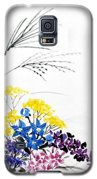 Nanakusa/ Autumn Seven Sisters Galaxy S5 Case