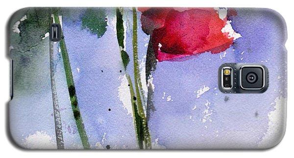 Nancy Jane's Rose Galaxy S5 Case