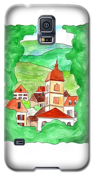 Nans Sous Sainte Anne  Galaxy S5 Case
