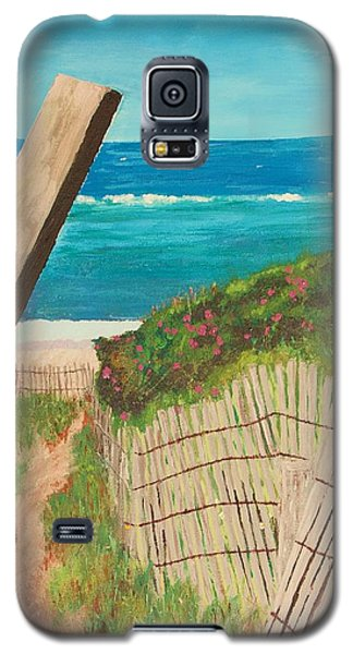 Nantucket Dream Galaxy S5 Case