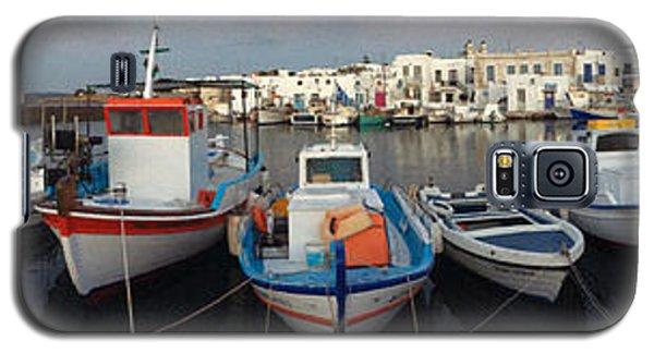 Naoussa Village Island Greece Galaxy S5 Case by Colette V Hera  Guggenheim