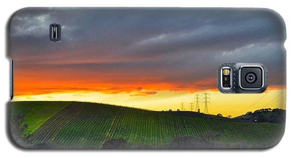 Napa Sunrise Galaxy S5 Case