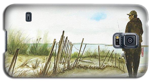 Napatree Point Watch Hill, Ri Galaxy S5 Case