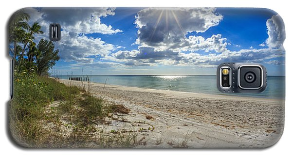 Naples, Florida Beach Galaxy S5 Case