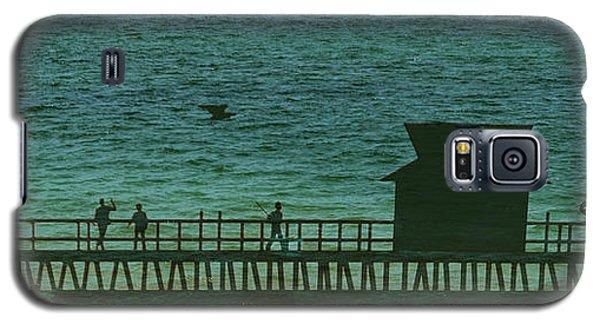 Naples Pier Galaxy S5 Case