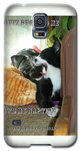 Naptime Galaxy S5 Case