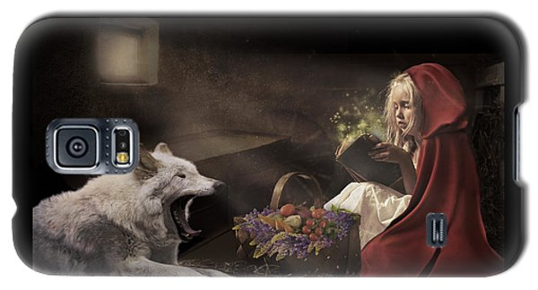 Naptime Story Galaxy S5 Case