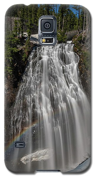 Narada Falls In Winter Galaxy S5 Case