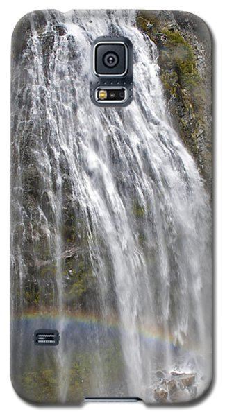 Narada Falls Rainbow Galaxy S5 Case