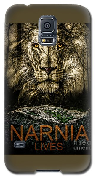 Narnia Lives Galaxy S5 Case