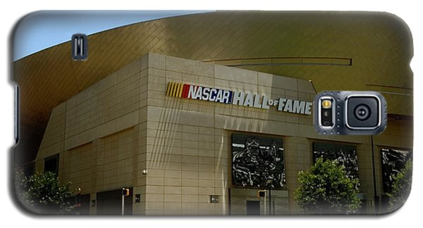 Nascar Hall Of Fame Galaxy S5 Case