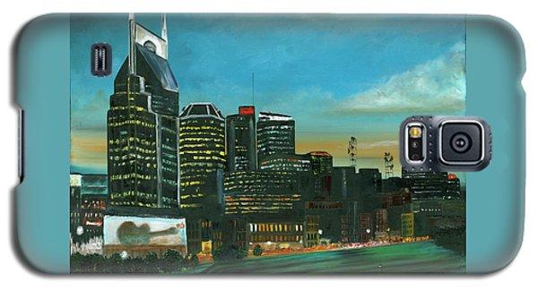 Nashville At Dusk Galaxy S5 Case