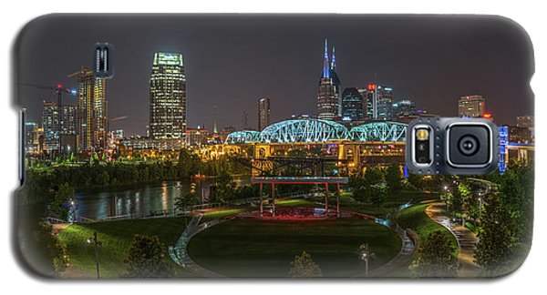 Nashville  Galaxy S5 Case