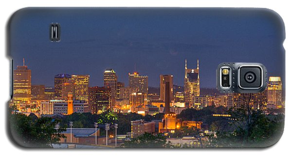 Nashville By Night 2 Galaxy S5 Case