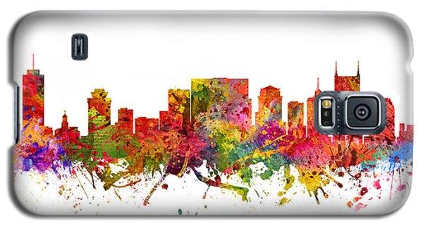 Nashville Cityscape 08 Galaxy S5 Case