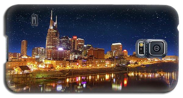 Nashville Nights Galaxy S5 Case