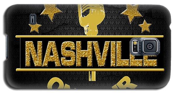 Nashville On The Air Galaxy S5 Case
