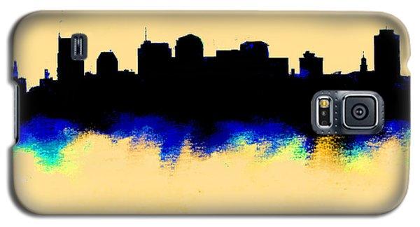 Ben Affleck Galaxy S5 Case - Nashville  Skyline  by Enki Art