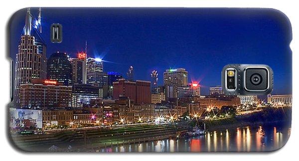 Nashville Skyline Galaxy S5 Case