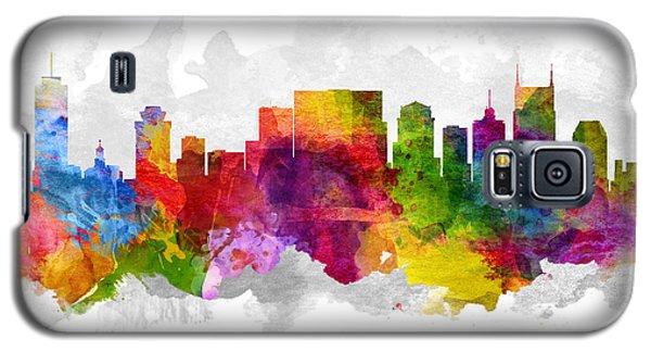 Nashville Tennessee Cityscape 13 Galaxy S5 Case