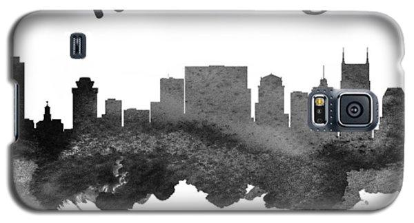 Nashville Tennessee Skyline 18 Galaxy S5 Case by Aged Pixel