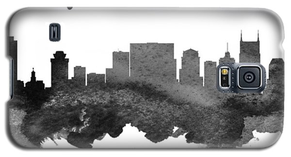 Nashville Tennessee Skyline 18 Galaxy S5 Case
