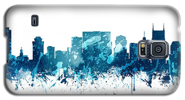 Nashville Tennessee Skyline 19 Galaxy S5 Case by Aged Pixel